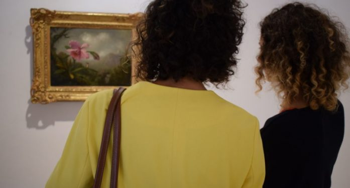 Última setmana de l'Espai Carmen Thyssen i l'exposició de Pepa Poch