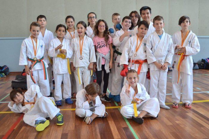 Campionat de Karate ciutat St. Feliu-Costa Brava 2018