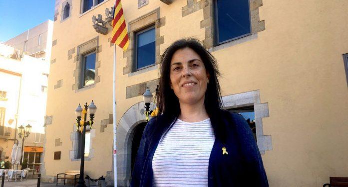 Sílvia Romero, cap de llista d'ERC a Sant Feliu de Guíxols
