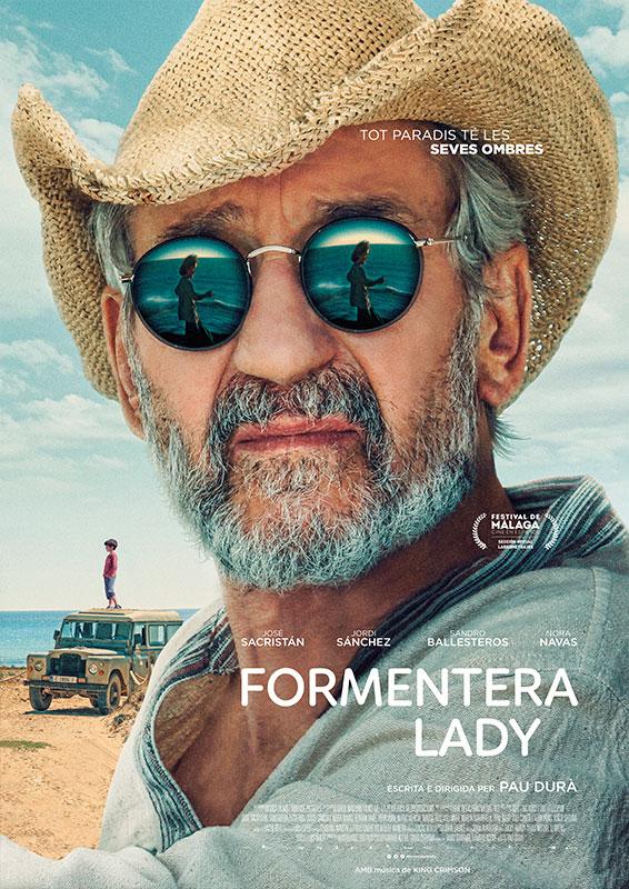 """""""Formentera Lady"""", la pel·lícula d'octubre del Cicle Gaudí"""