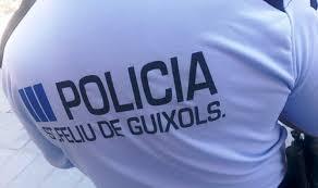 Un policia de Sant Feliu demana un expedient disciplinari per al cap