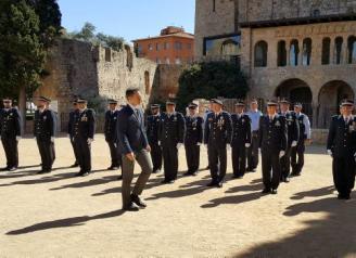 El procés per ocupar tres places de policia a Sant Feliu té un supervivent