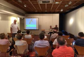 Sterna proposa crear un nou espai natural humit a les Barnades de Santa Cristina