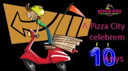 A Pizza City celebrem 10 anys
