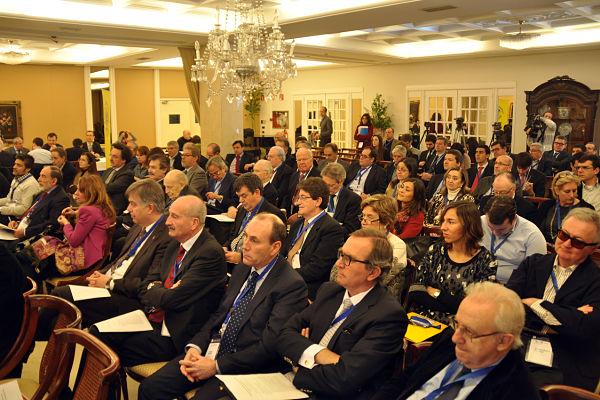 S'Agaró acull avui i demà les Trobades d'Economia amb la participació d'un parell de Ministres i destacats representants del món polític, econòmic i social català i espanyol