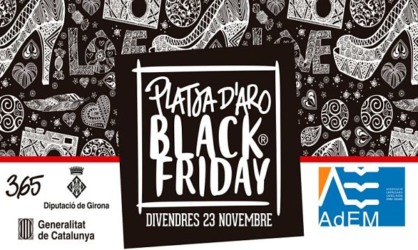 Els establiments de Platja d'Aro donen el tret de sortida a la campanya de compres de Nadal amb irresistibles promocions amb motiu del Black Friday