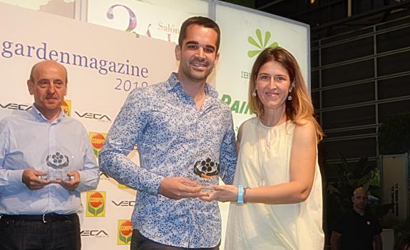 Premi d'Or per Artiflora de Platja d'Aro