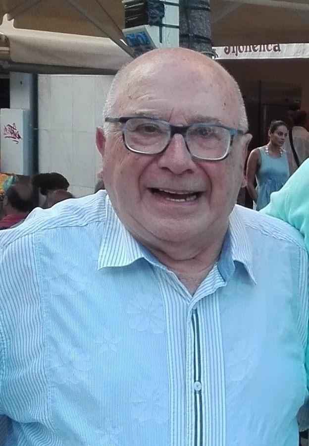 Isidre Ribera i Bech, medalla d'or de Sant Feliu de Guíxols