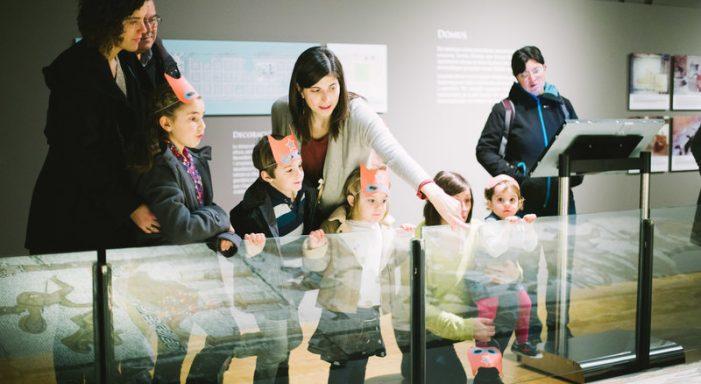 Els petits detectius investiguen museus