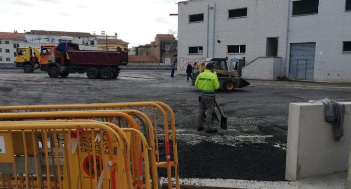 Sant Feliu inicia les obres del pàrquing de l'Agglotap