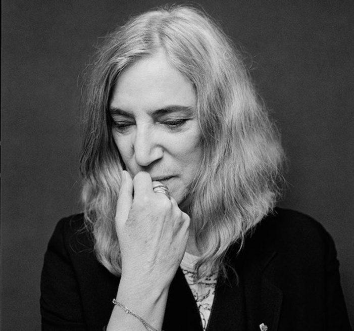 Patti Smith, Eagle-Eye i Sobral, el 2019