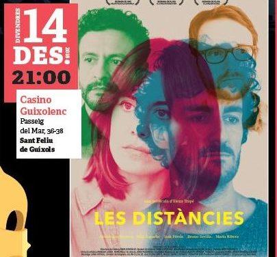 El Cicle Gaudí presenta el film de desembre