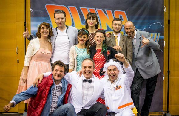 850 persones participen en la setena edició de la Quina Freak de l'Associació Arocinema de Castell-Platja d'Aro
