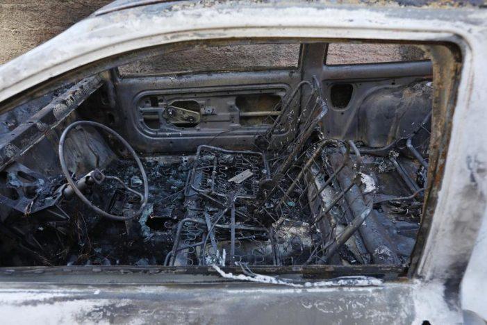 Explota un cotxe a Platja d'Aro i investiguen si és per un afer sentimental