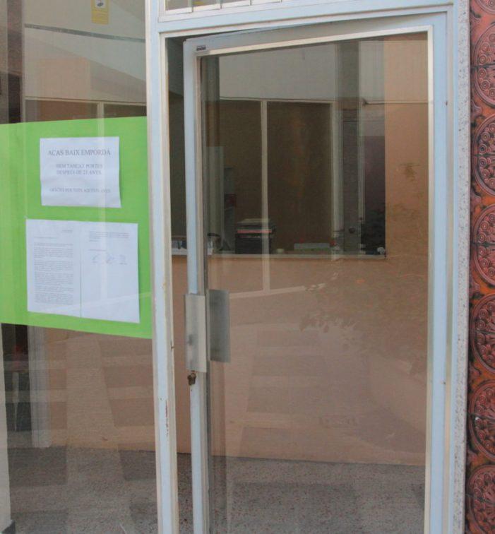 L'associació contra la sida ACAS plega al Baix Empordà