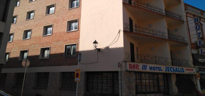 L'hotel Jecsalis de Sant Feliu tindrà pisos per a gent gran