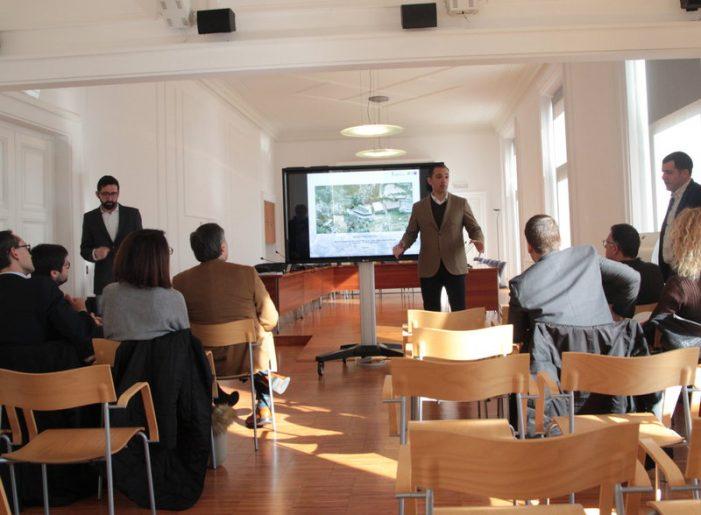 Cinc empreses assessoren Sant Feliu pel nou pàrquing