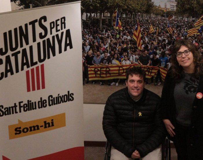 Cristina Vicens és escollida alcaldable de Junts per Catalunya a Sant Feliu de Guíxols