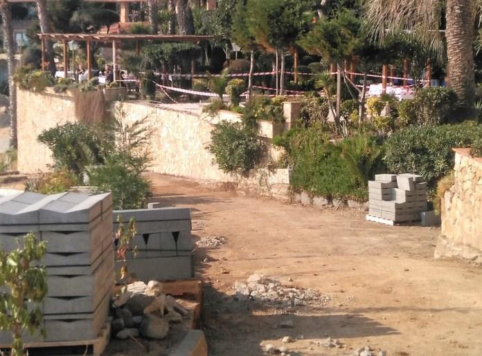 Alerta Sant Feliu demana limitar a zona de vianants el camí de la cala Port Salvi