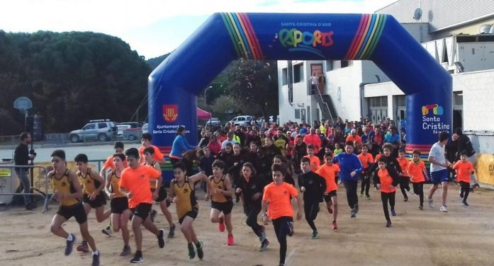 Santa Cristina d'Aro subvenciona 7 entitats esportives amb més de 33.000 euros