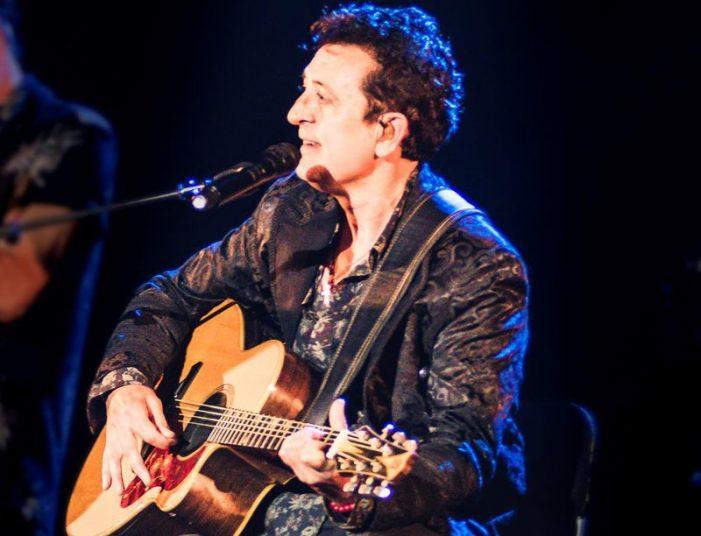 Manolo García actuarà en acústic a la Porta Ferrada