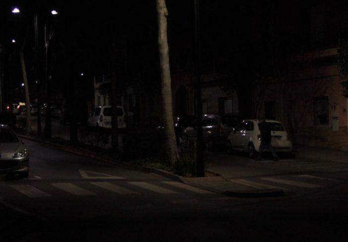 Més llum, de nit, en passos zebra de Sant Feliu