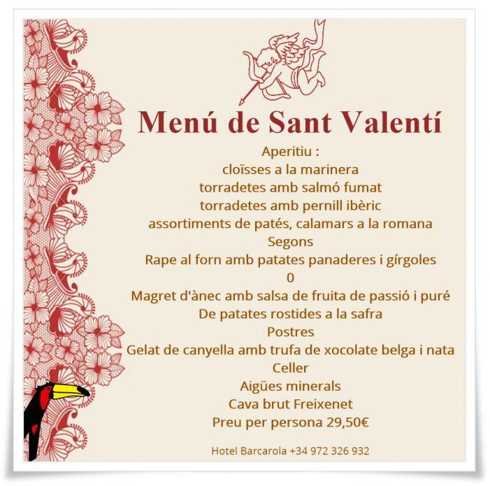 Especial dia de Sant Valentí a les Dunes de s'Agaró