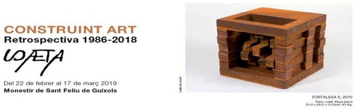 III CREATIVA'T: Exposició antològica d'Alberto de Udaeta