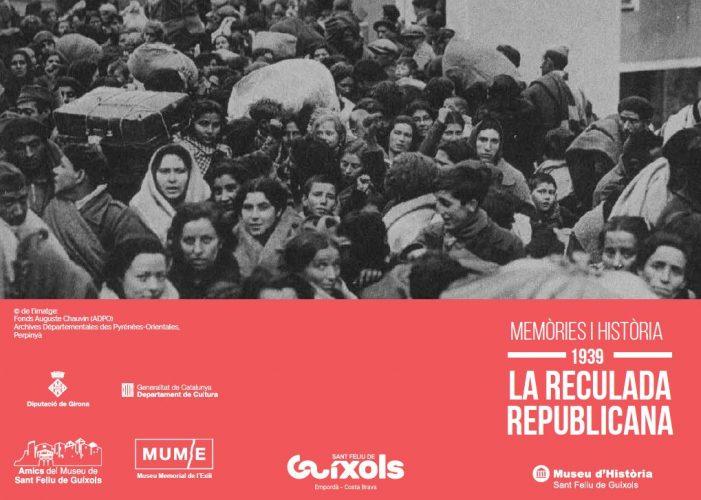 Jornades Memòries i Història 2019 a Sant Feliu de Guíxols