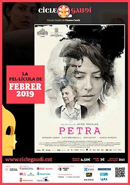 Petra, pel·lícula del mes de febrer del Cicle Gaudí a Sant Feliu de Guíxols