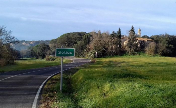 Solius de Santa Cristina s'incorporarà a les xarxes d'aigua potable i sanejament