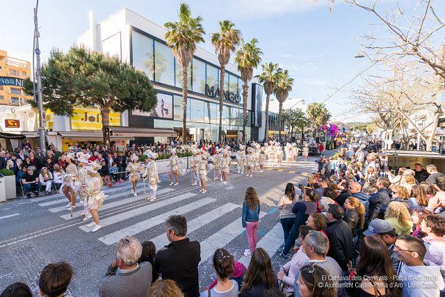 Castell-Platja d'Aro celebrarà la 2a edició de la rua El Carnaval dels Carnavals el pròxim 4 de maig amb les colles locals i propostes premiades en els Carnavals d'Hivern