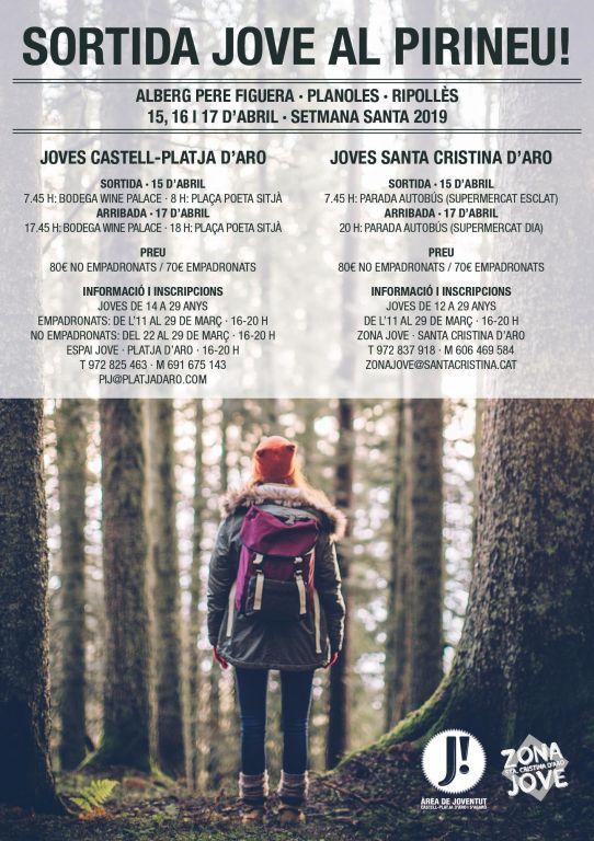 Sortida Jove al Pirineu 2019!
