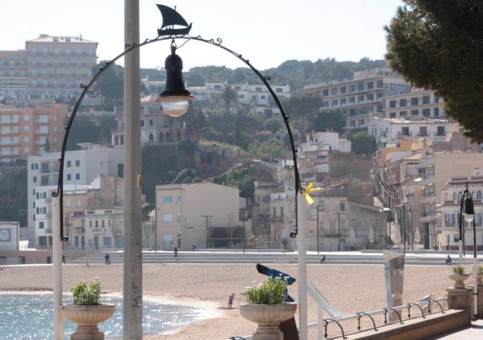 Sant Feliu reposarà els arcs de Bordàs al passeig Rius i Calvet