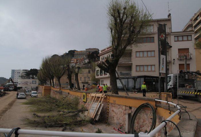La Generalitat insta a protegir, a Sant Feliu, la petja de Bordàs