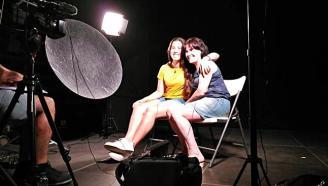 Les dones de Santa Cristina, protagonistes del documental «Amb ulls de dona»