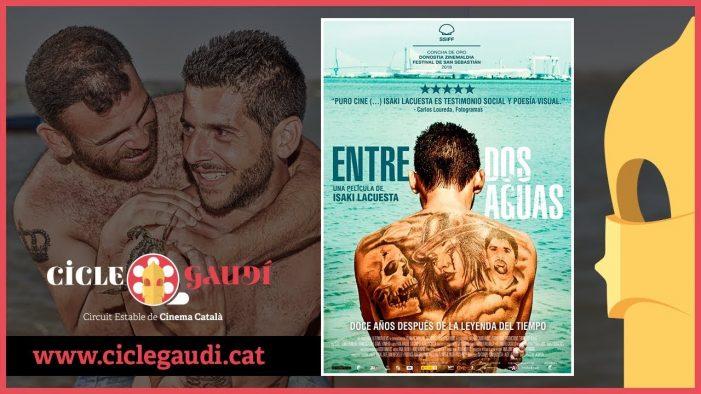 'Entre dos aguas', nou film del Cicle Gaudí a Sant Feliu de Guíxols