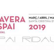 PRIMAVERA A L'ESPAI 2019