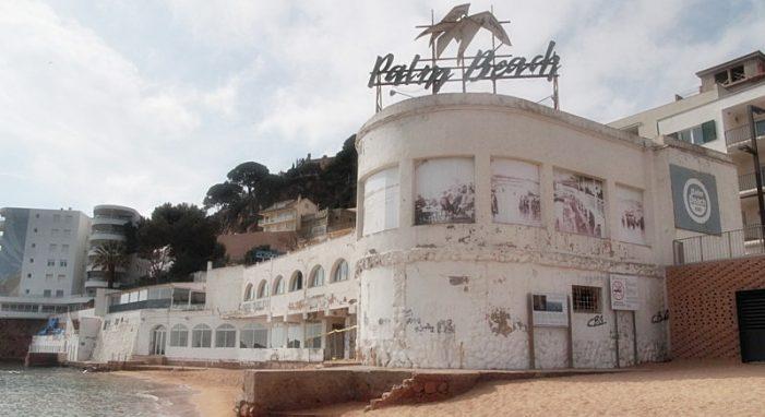 Sant Feliu de Guíxols vol la concessió de l'edifici Palm Beach per rehabilitar-lo i evitar que es degradi
