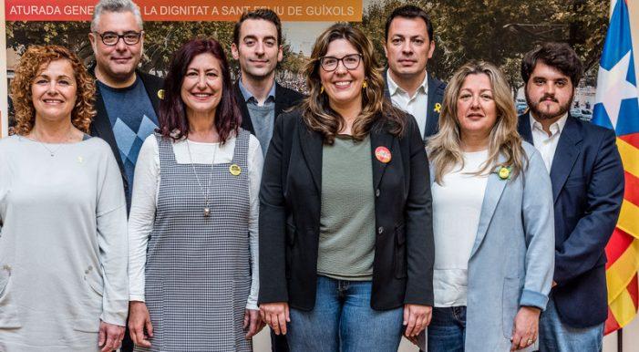 JuntsXCat posa de 5 a Sant Feliu l'expresident dels comerciants