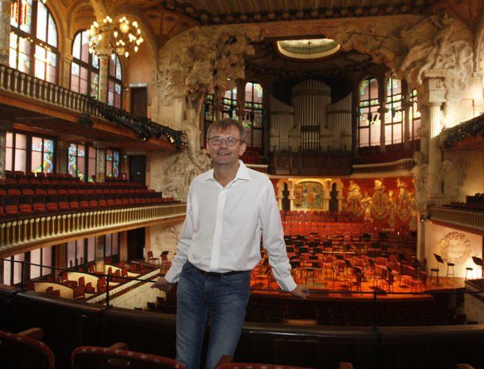 Concert de l'Orfeó Català a Sant Feliu de Guíxols