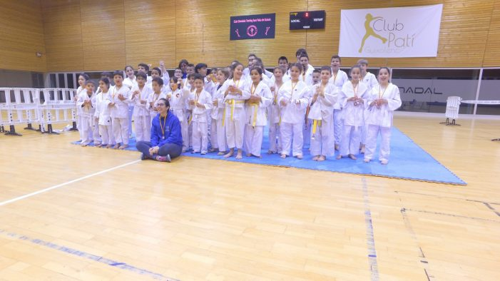 Gran campionat de Karate escolar 2019