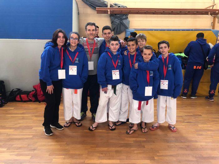 El DOJO Sant Feliu és proclama campió absolut d'Espanya al campionat de Karate W.U.K.O. (world union karate organitzation)