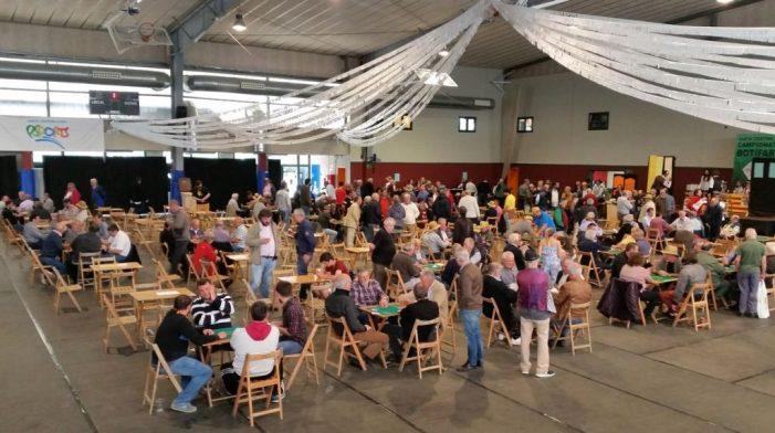 El campionat de botifarra de Santa Cristina arriba a les noces d'argent