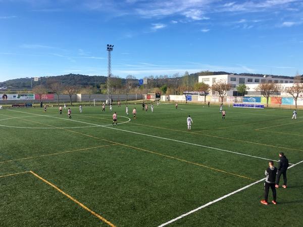24 partits del Torneig Internacional de Futbol Base, MICFootball 2019, es disputen en el camp de futbol de Castell d'Aro