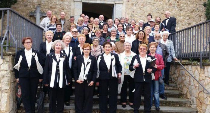 Festa de la Gent Gran de Santa Cristina, que arriba a la XXXVIII edició