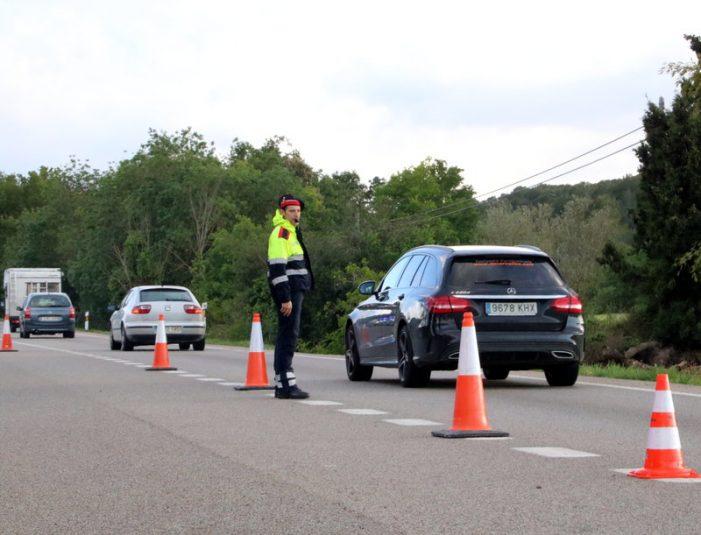 Un jove de 32 anys perd la vida en un accident de trànsit a Girona