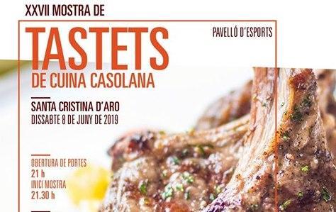 Torna la Mostra de Tastets de Cuina Casolana de Santa Cristina, que arriba a la XXVII edició
