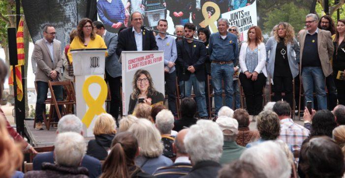 JxCat defensa un pàrquing al passeig de Sant Feliu