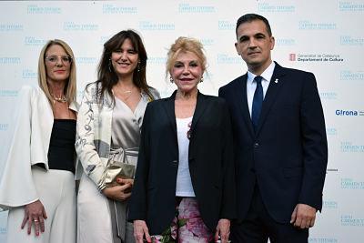 La baronessa Thyssen rep aquest divendres el Premi T de la Fundació Jordi Comas